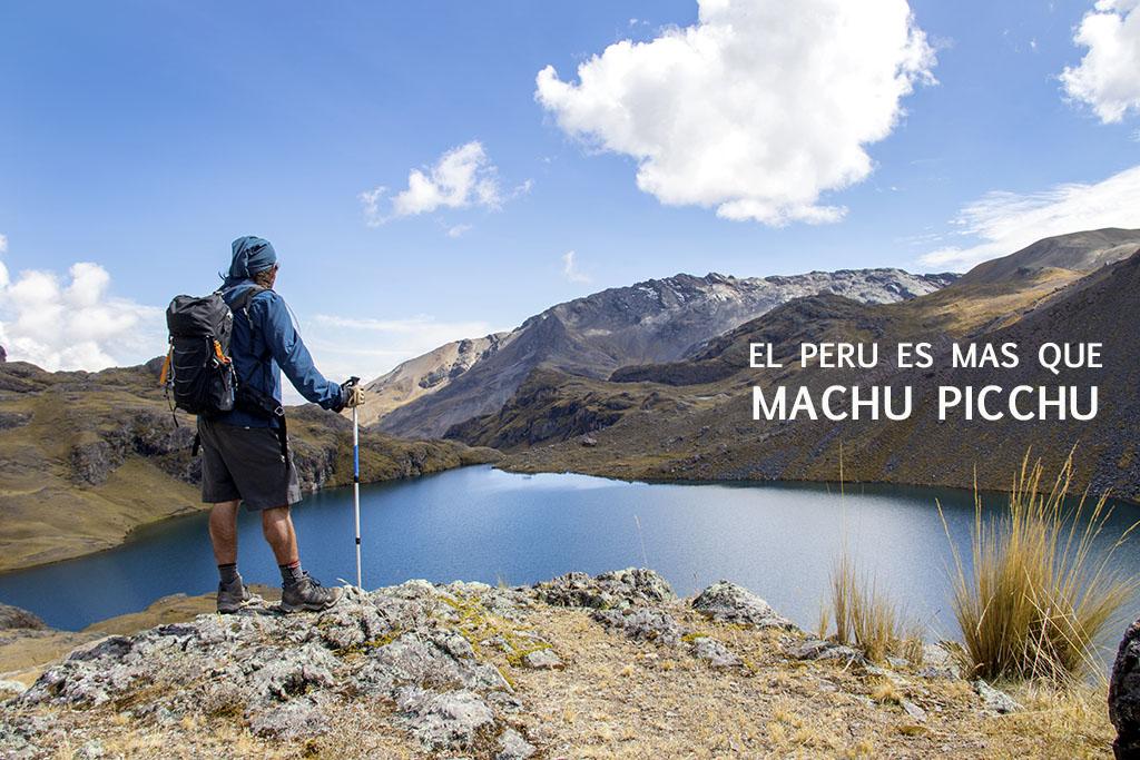 El Perú es más que Machu Picchu
